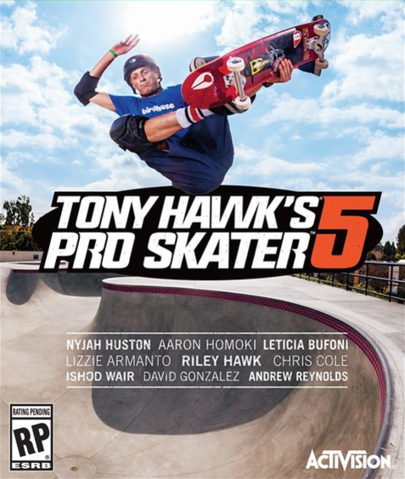 Файл:Game Cover Tony Hawk's Pro Skater 5.png