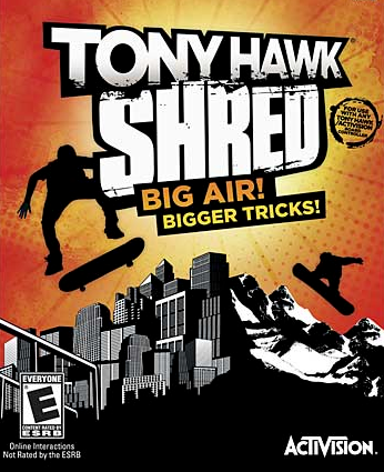 File:Tony Hawk Shred Cover.png
