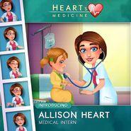 Allison Heart 8