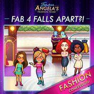 Fabulous Angela Fashion Fever Milan