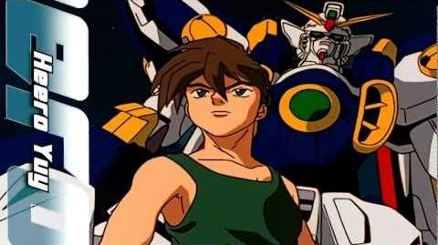 Toonami - Gundam Wing Heero Character Promo (1080p HD)