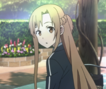 Asuna Real World SAO