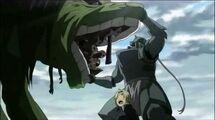 Fullmetal Alchemist Brotherhood Toonami Intro 1