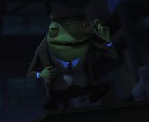 Mr Toad (BTB)