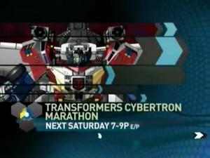 Transformers Cybertron Marathon