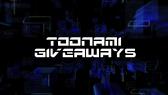 Toonami Giveaways