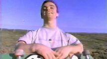 Toonami skateboard promo 1997