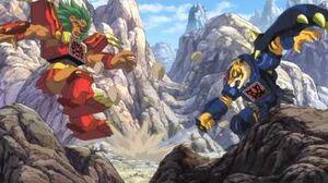 Toonami India - Anime Siege Promo