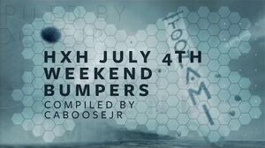 Hunter x Hunter Marathon - Toonami Bumpers