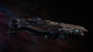 Vindication Ship
