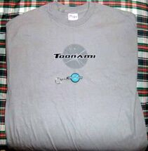 Toonami T-shirt
