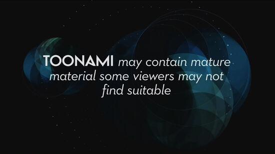 Toonami Disclaimer 2014
