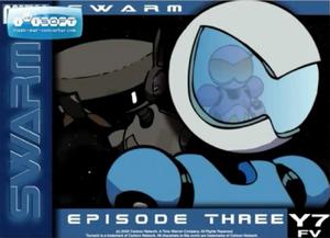 Toonami Swarm Episode 3