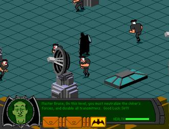 Batman Crime Wave 5