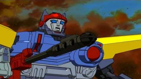 Transformers Energon Toonami Intro