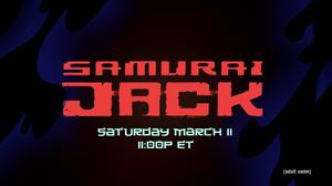 Samurai Jack S5
