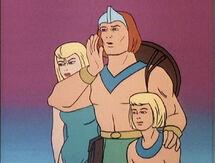 Zandor, Tara, & Dorno