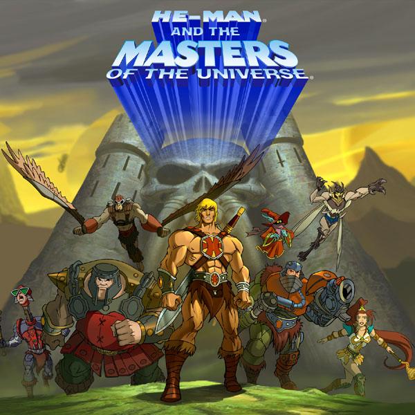 Resultado de imagem para he-man and the masters of the universo 2002