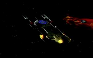 Unidentified Ship 2