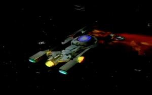 Unidentified Ship 1