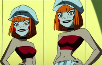 Dee Dee (Batman Beyond)