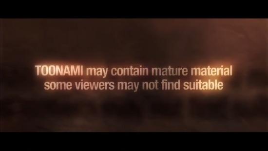 Toonami Disclaimer Intruder III 2016