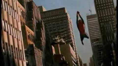 Spider-Man Short Toonami Promo