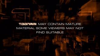 Toonami Disclaimer (Daylight Savings Variant)