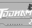 Toonami on AM-Atomix