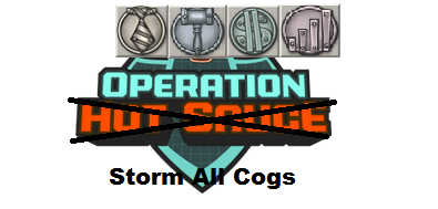Operation Storm All Cogs Logo