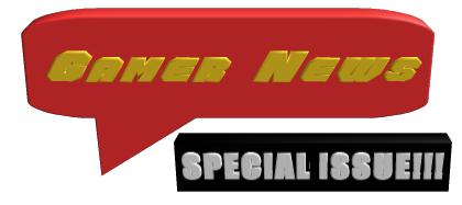 Gamer News Issue 12 logo