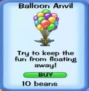 Balloon Anvil