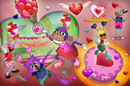 Celebrate with Lovely ValenToon Parties