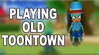 Playing Old Toontown - Toontown 2003 - Toontown Archive 1080p