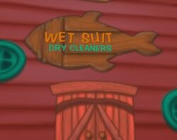 Wet Suit Dry Cleaners