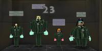 Cashbot cog suit
