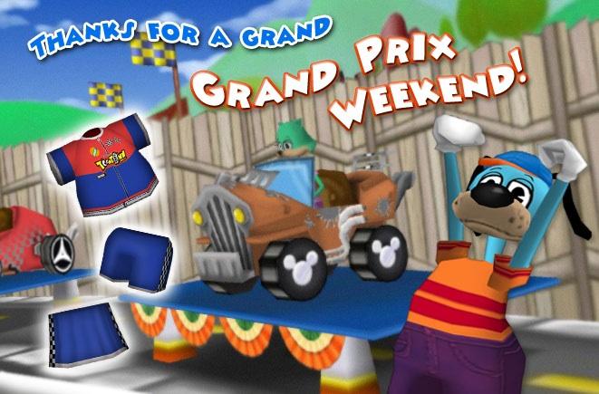 Grand Prix 2013 Finish