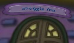 Snuggle Inn Crop