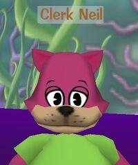 Clerk neil