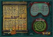 Hypno- goggles card bio