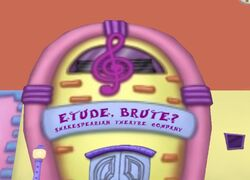 Etude Brute