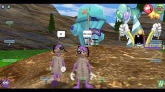 Toontown Rewritten - Lizard Clan reunite! ~Starlight Lizard