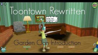 Toontown Rewritten~ Garden Clan Introduction (Tasks, Abilities, Ranks and Positions)