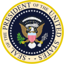 Seal of the US President