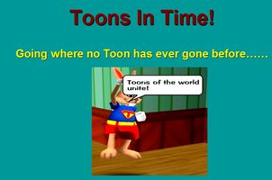 Toons In Time!