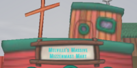 Melville's Massive Mizzenmast Mart