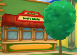 Silly Sal's Daffy Diner