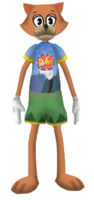 Male ToonFest 2014 Outfit