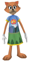 Female ToonFest 2014 Outfit