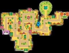 Sidesplitter's Mending Location